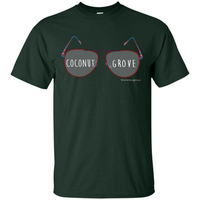 Coconut Grove Sunglasses Dark T-shirts