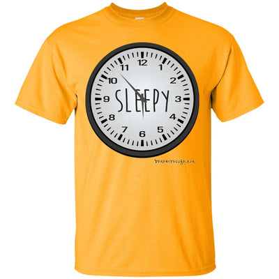 Sleepy Time Light T-shirts