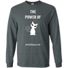The Power of Pussy Long Sleeve T-Shirt