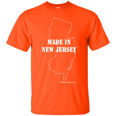 Made in New Jersey Dark T-shirt