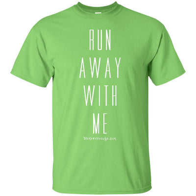 Runaway Away With Me Dark T-shirts