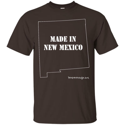 Made in New Mexico Dark T-shirts
