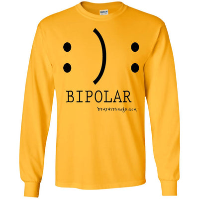 Bipolar Long Sleeve Light T-shirts