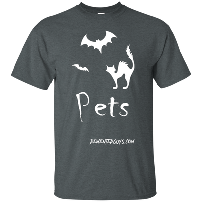 Scary Pets Short Sleeve Tshirt
