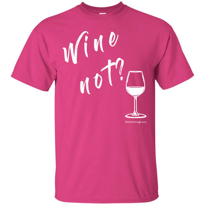 Wine Not Dark T-shirts