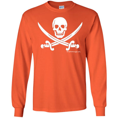 Jollyroger Long Sleeve Dark T-shirts