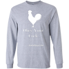 Obey Your Cock Long Sleeve T-shirt