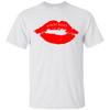 PINECREST RED LIPS Short Sleeve T-Shirt