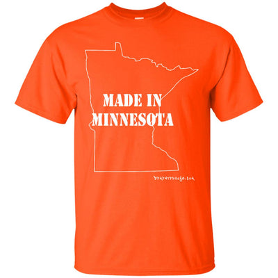 Made in Minnesota Dark T-shirt