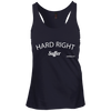 Hard Right Suffer Racerback Tank Top Kate Spin Spinning