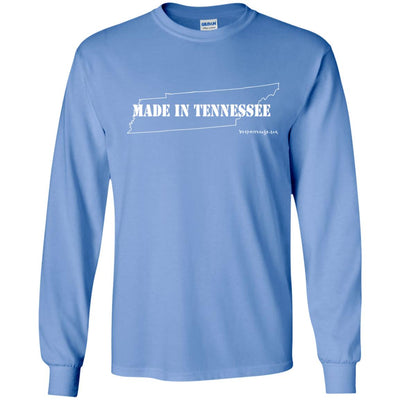 Made In Tennessee Long Sleeve Dark T-shirts