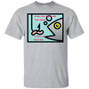 Even Fish Swallow The Worm If Only My Wife Would Short Sleeve T-Shirt