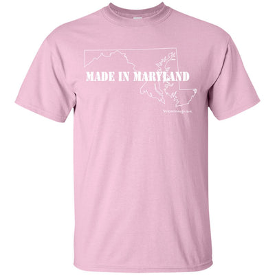 Made in Maryland Dark T-shirt