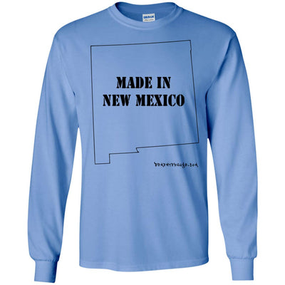 Made In New Mexico Long Sleeve Light T-Shirts