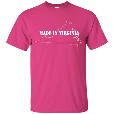 Made In Virginia Dark T-shirts