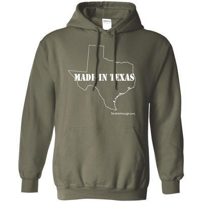 Made In Texas Hoodies