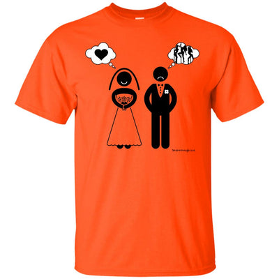 Married Thoughts T-shirts
