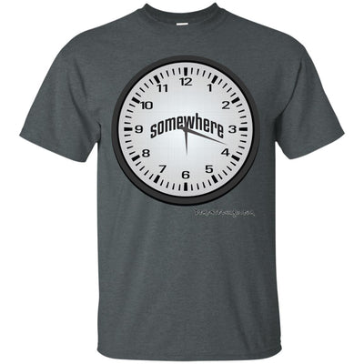Somewhere in Time Dark T-shirts