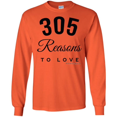 305 Reasons To Love Long Sleeve Light T-shirts