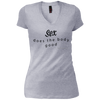 Sex Does The Body Good V-Neck T-Shirt