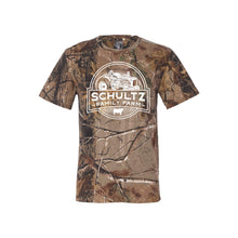 Schultz Family Farm Short Sleeve T-Shirt-S-Realtree AP-soft-and-spun-apparel