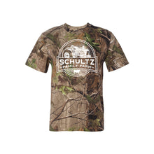 Schultz Family Farm Short Sleeve T-Shirt-S-Realtree APG-soft-and-spun-apparel