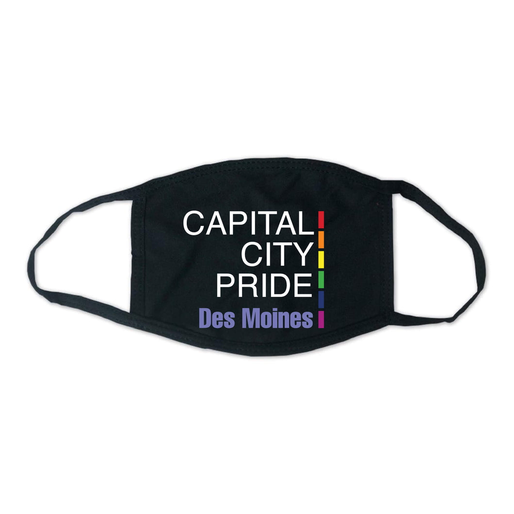 Capital City Pride Mask-soft-and-spun-apparel