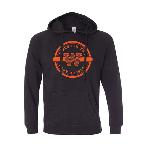 Finest In The East Or West Pullover Hoodie-S-Black-soft-and-spun-apparel