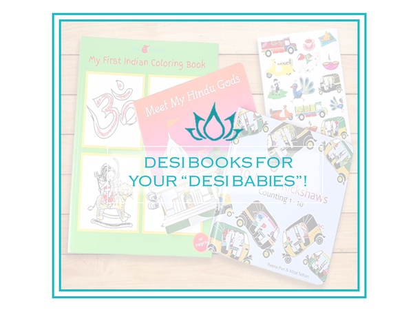 "Desi Books for your ""DesiBabies""!"
