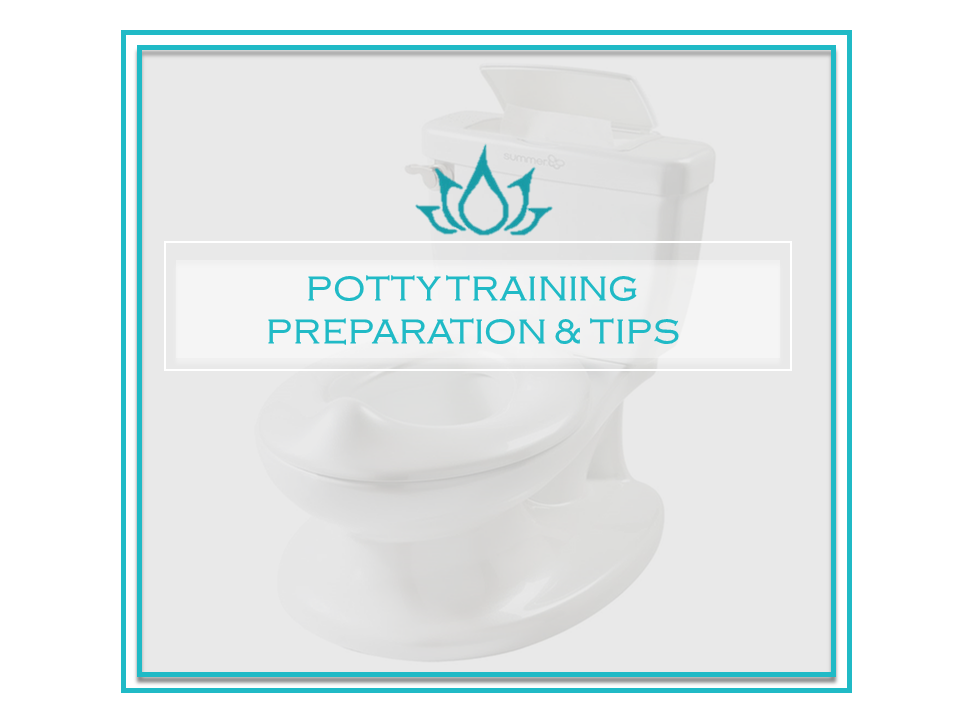 Potty Training Planning & Tips