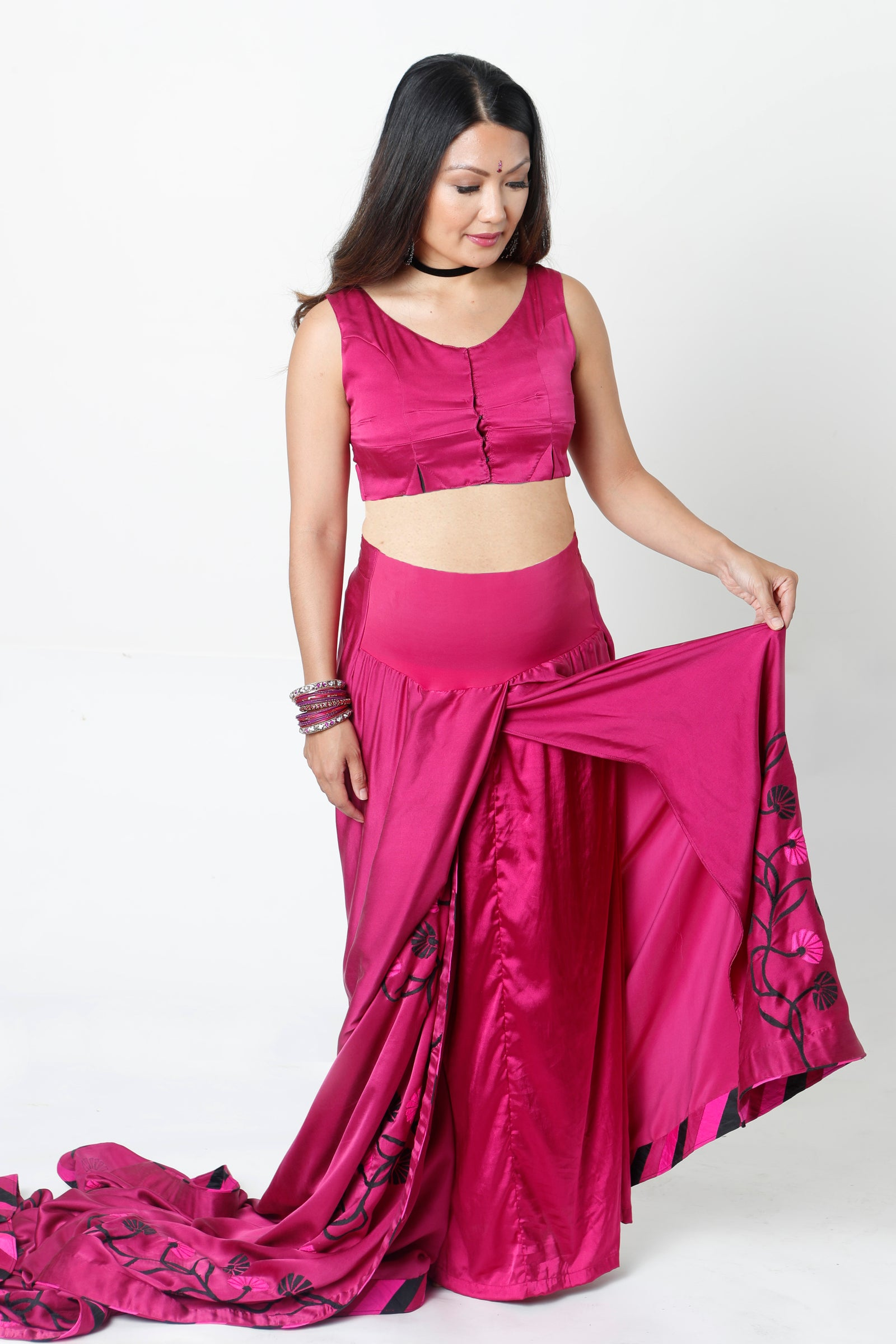 DEMI-PANEL MATERNITY SARIS*