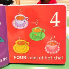 4 cups of Chai Page