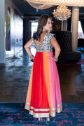 Nursing Anarkali Gown Nursing Indian garments