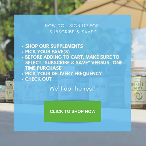 How to Subscribe & Save with Havasu Nutrition