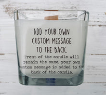 Sister Gift Sister Gifts Gifts For Sister Candle With Message Sister Funny Birthday Funny Gifts  Sister Gift Personalized - TheShabbyWick