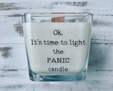 Funny Candle Message baby announcement pregnancy reveal Customized Message Birthday gift Pesonalized gift new mom gift - TheShabbyWick