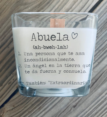Abuela Gift For Abuela Gifts For Abuela Abuela Birthday Gifts Abuela Gift For Abuela - TheShabbyWick