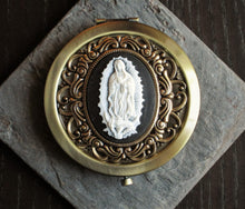 Our Lady of Guadalupe pill box