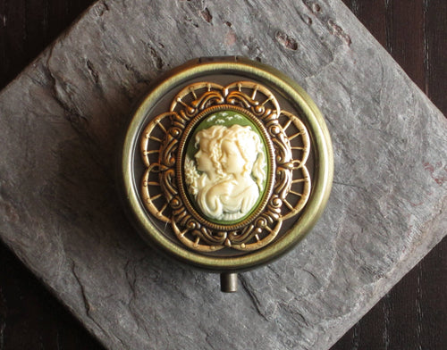 Irish sisters pill box