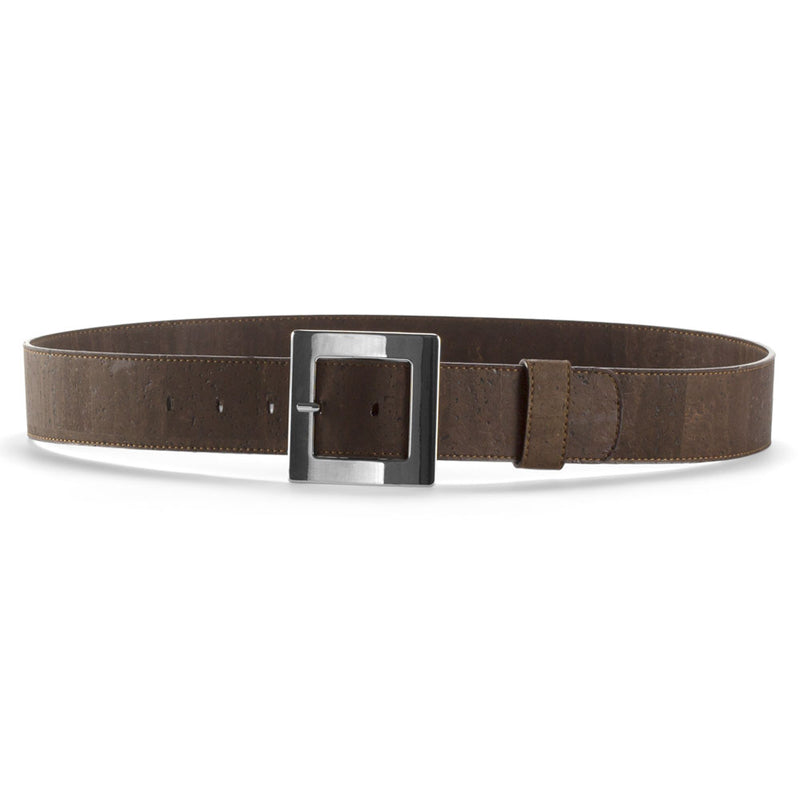 Men's Vegan Belt - Brown