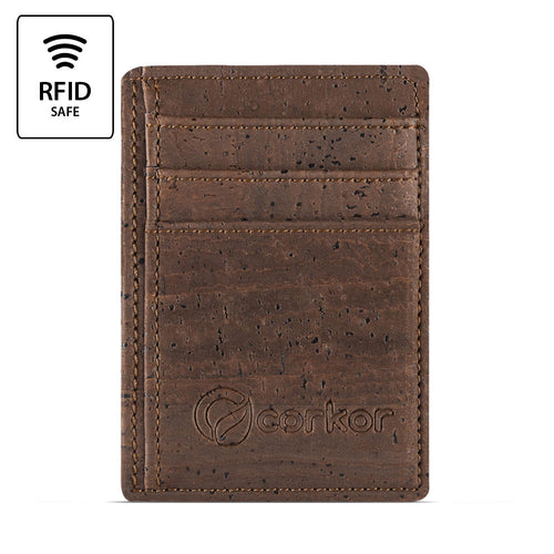 Front Pocket Wallet - Brown