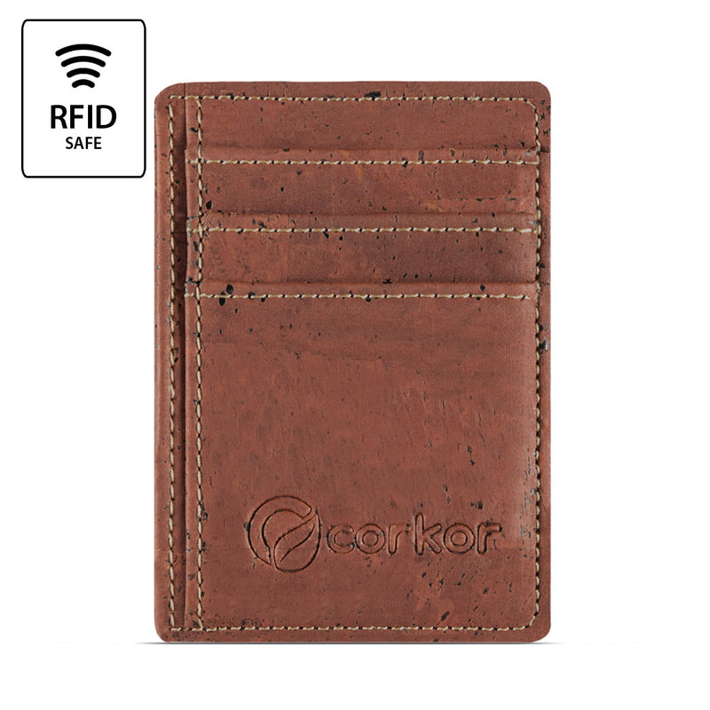 Front Pocket Wallet - Red