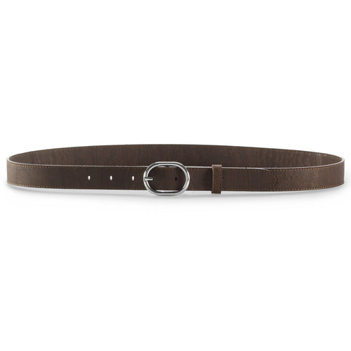 Women's Vegan Belt - Brown