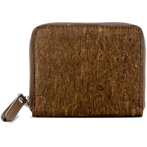 Square Vegan Wallet - Trunk