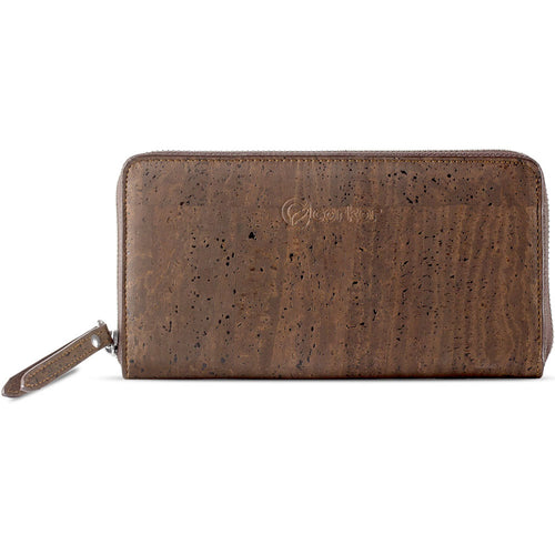 Vegan Clutch - Brown