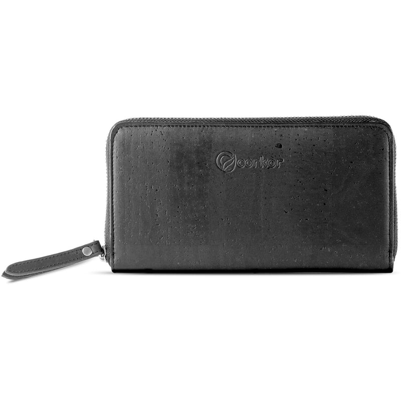 Vegan Clutch - Black