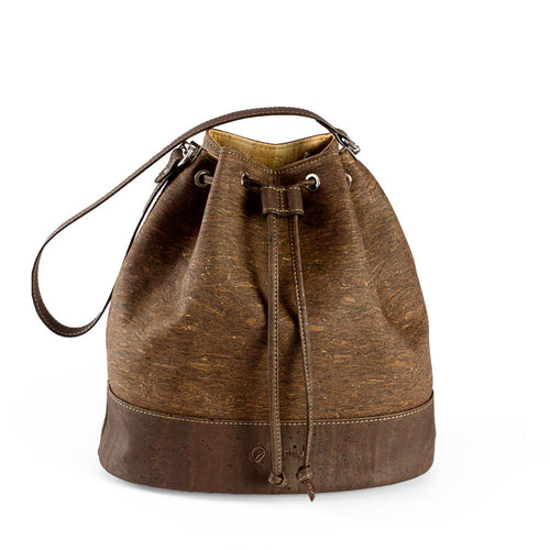 Vegan Bucket Bag - Woods