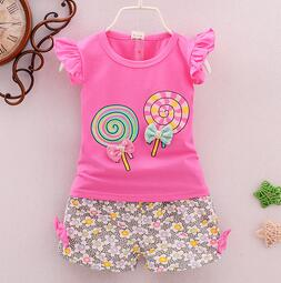 Lollipop Clothing Set