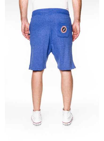 Short Terry Bleu Supreme
