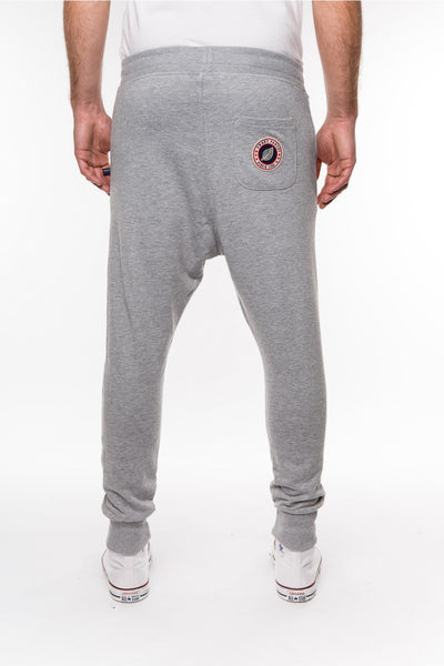 Terry Loose Grey Marl